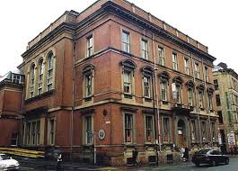 Manchester's Mechanics Institute, venue of the 1st TUC Congress in 1868.