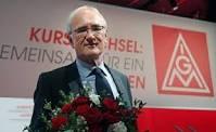 Detlev Wetzel, President of IG Mettall, Germany