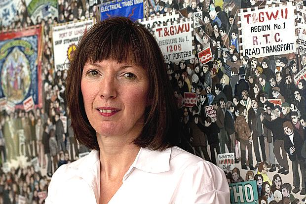 TUC General Secretary Frances O'Grady