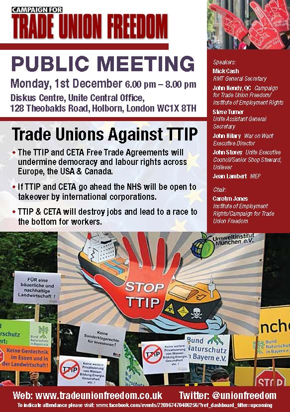 CTUF Flyer2014 London aw