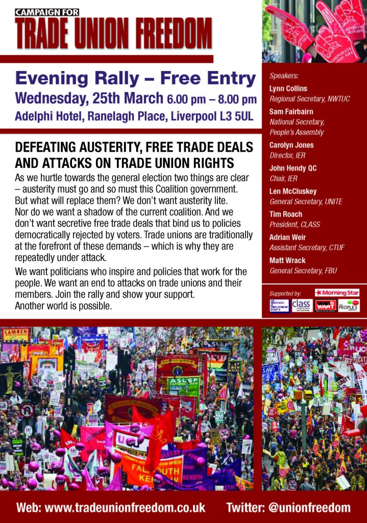 CTUF Flyer2015 Liverpool final