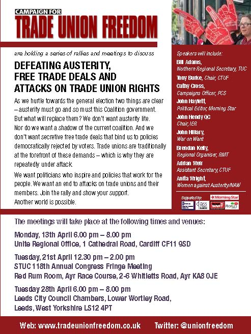 CTUF Flyer2015 advert aw