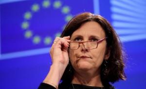 EU Trade Commissioner Cecilia Malmström