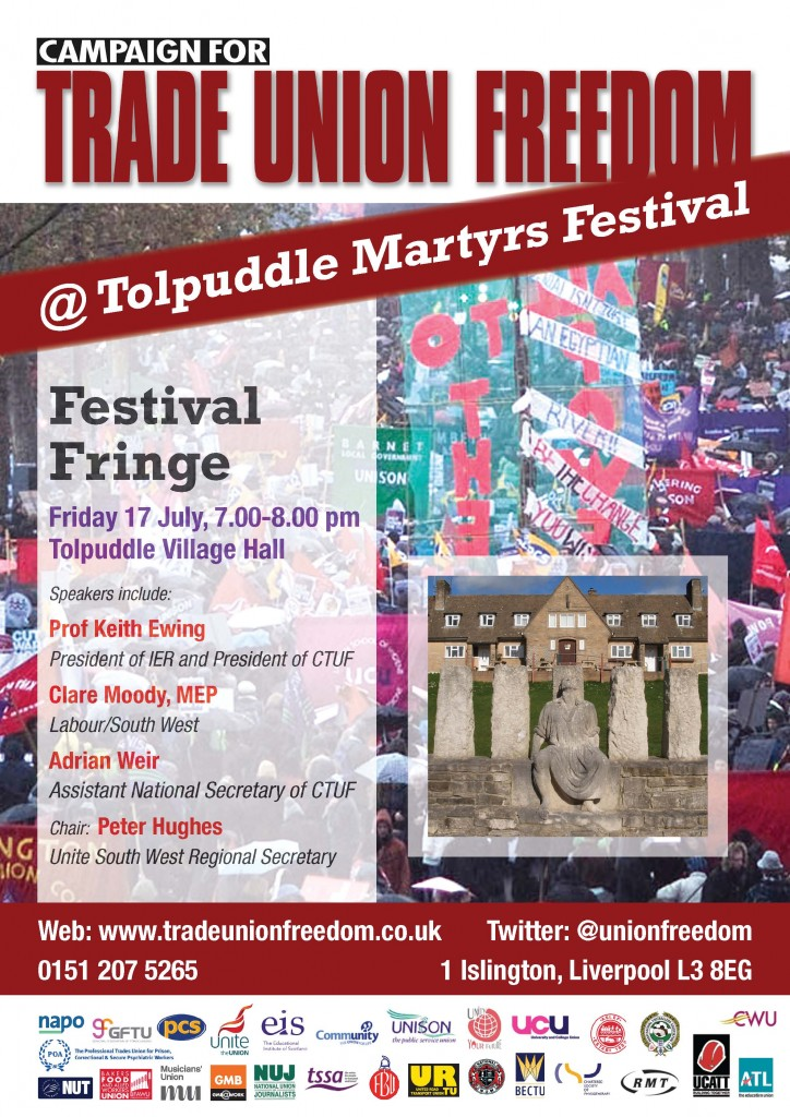 CTUF Tolpuddle Flyer 2015