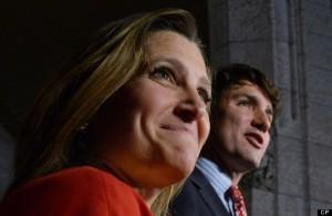 Chrystia Freeland - Canadian International Trade Minister