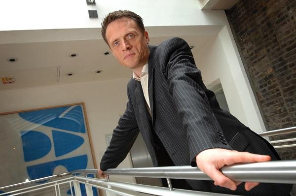 Mathew Taylor, CEO of the Royal Society Of Arts